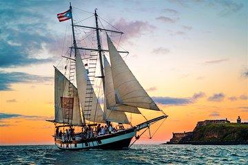 Old San Juan Sunset Sail