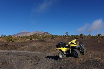 Teide Volcano Quad Trip 5h - Small Group