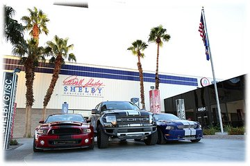 Shelby American Prime Experience