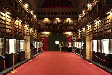 Pinacoteca Ambrosiana and da Vinci's Codex Atlanticus admission in Milan