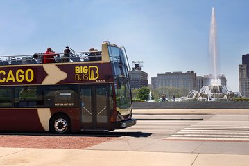 Chicago: Hop-on Hop-off Open Top Bus Tour