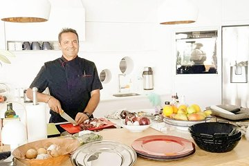 Cooking show and tasting in Costa Adeje with Chef Roberto Medda