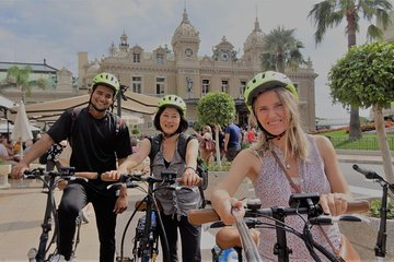 Best of Monaco and the Grand Prix eBike Tour (3hrs 30mins)