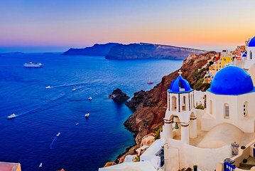 Private Shore Excursion In Santorini:best Attractions