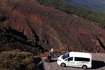 Get to know the Teide National Park and the north of Tenerife on a private tour