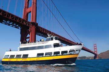 Bus & Boat Adventure: Hop-On Hop-Off City Tour + Bay Cruise