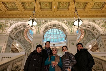 Architecture tour through the financial center