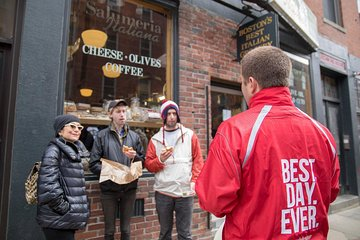 North End Small Group Food Tour Tickets