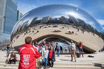 Chicago in a Day: Food, History and Architecture Combo Tour Tickets