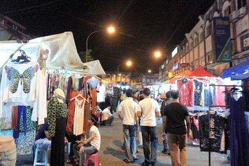 Private Kuala Lumpur Downtown Local Malay Night Market Tour