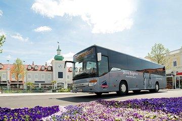 Designer Outlet Parndorf Return Shuttle Bus from Vienna