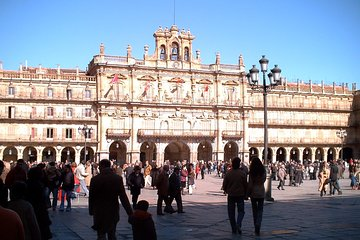 Salamanca Walking Tour