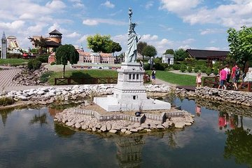 Miniature Park: mini world and medieval stronghold