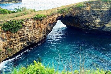 West Part Of Nusa Penida The Island Of Paradise
