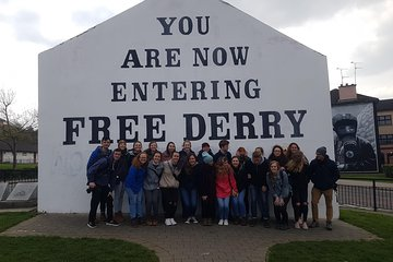 Bogside History Tours Derry | UPDATED September 2019 | Top