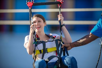 Fly LINQ Zipline at The LINQ