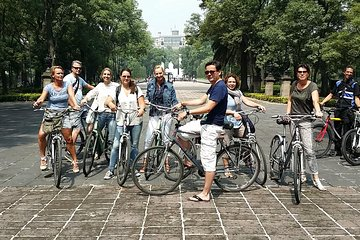Mexico bike tour