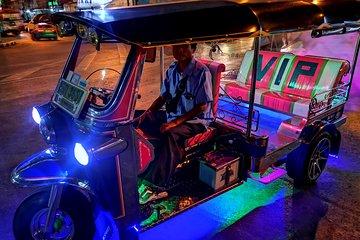 Tuk Tuk Night Food Tour