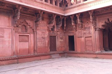 Same Day Taj mahal Tour from Goa