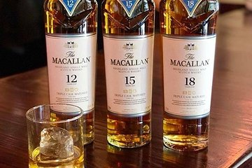 Private Whisky Tour - Magnificent Macallan - Flexible pickup