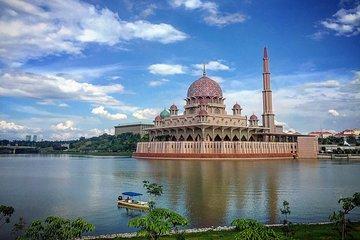 Putrajaya City Tour from Kuala Lumpur with Putrajaya Sight Seeing Cruise