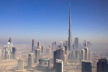 Burj Khalifa Observation At Top Non