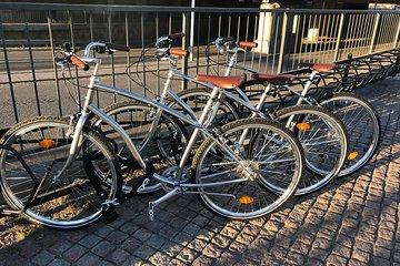 Urban Bike Tour Stockholm