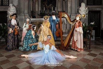 Opera Balletto: Venetian masks in opera and ballet