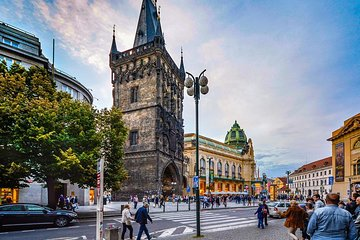 Private Transfer from Vienna to Prague, Hotel-to-hotel, English-speaking driver Tickets
