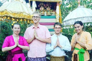 Matasidhi巴厘岛萨满和灵魂清洁之旅