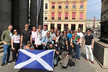 Glasgow City Centre Walking Tour Tickets
