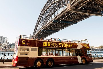 Sydney & Bondi: Big Bus Open-Top Hop-on, Hop-off Tour