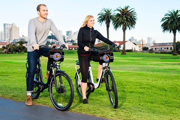 San Francisco All-Day Electric Bike Rental