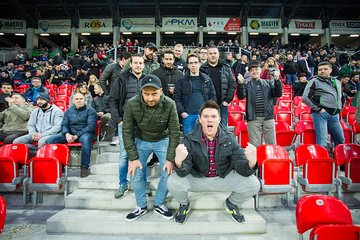 Football Matches in Krakow - Experience as a local!