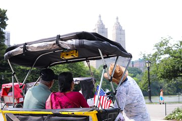 Highlights of Central Park Pedicab Tour