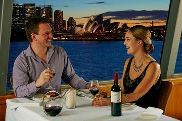 Sydney Harbour Sky Deck Gold Penfolds Dinner Cruise
