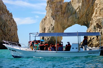 Shared ride to the arch of Cabo San Lucas