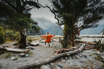 Milford Sound Fly   Explore   Fly ex Queenstown