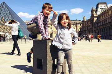 The best of the Louvre - Family visit