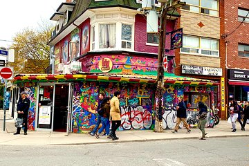 Kensington Market Food Tour Tickets