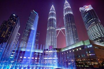 The Best of Kuala Lumpur at Night Tour
