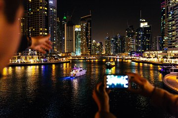 Private Walking Tour of Dubai at Night