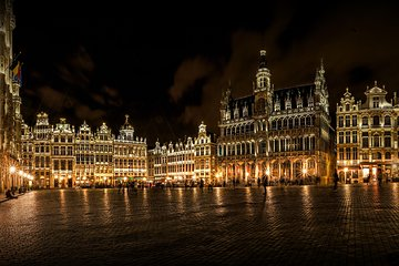 Brussels Culinary Evening Tour Tickets