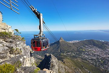 Cape Town City Pass including Hop-On Hop-Off Bus Transport