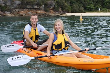 Double Kayak Hire - 4 Hours