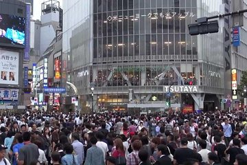 First Timers' Walk in the western Tokyo on a half day