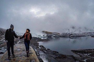 Excursión de un día al glaciar...