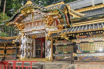 Private Nikko tour from Tokyo.(Toshogu Shrine,Edo Wonderland and Kinugawa Onsen)