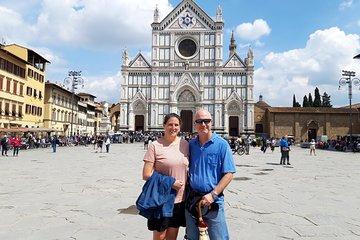 San Lorenzo Market Food and Wine Tour in Florence