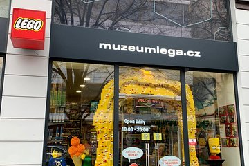 Skip the Line Access to LEGO® Museum in the Centre of Prague